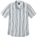 prAna Carillo Shirt - Organic Cotton, Short Sleeve (For Men)
