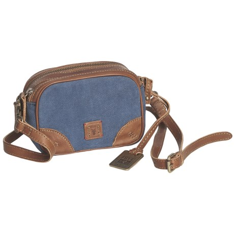 Frye Danni Camera Crossbody Purse - Canvas (For Women)