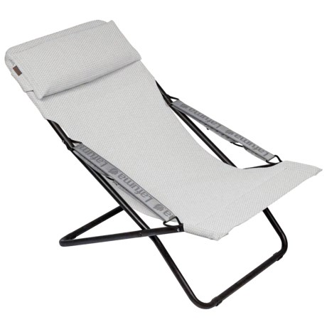 Lafuma Transabed XL Folding Lounge Chair - Batyline®