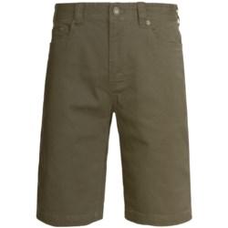 prAna Bronson Shorts - Stretch Cotton (For Men)