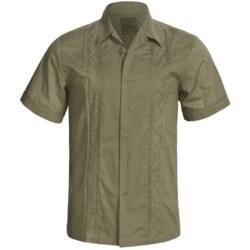prAna Havana Shirt - Cotton, Short Sleeve (For Men)