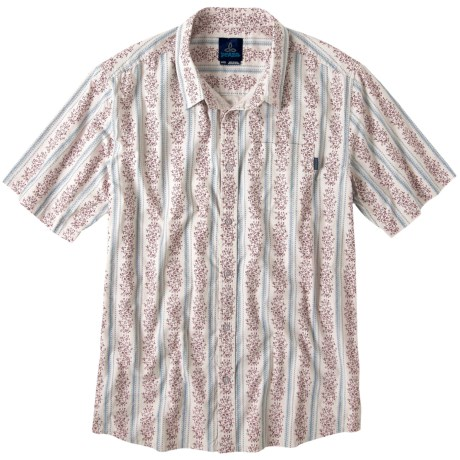 prAna Carbon Shirt - Short Sleeve (For Men)