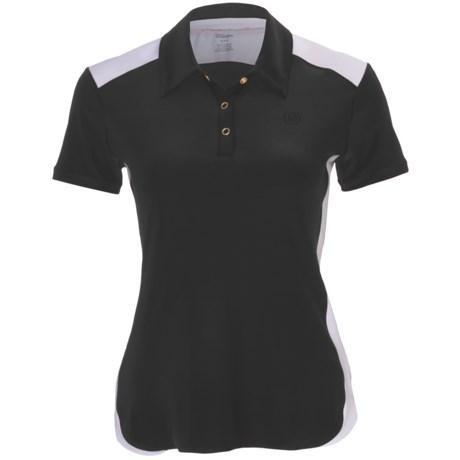 Wilson Polo Shirt - UPF 30+, Short Sleeve (For Women)