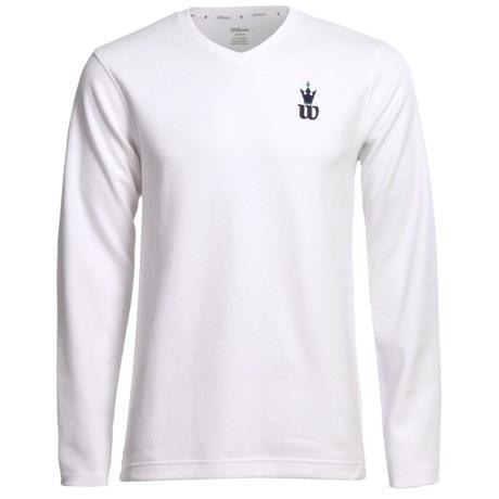 Wilson Hall Fame Shirt - Long Sleeve (For Men)