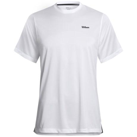 Wilson Body Mapping Shirt - UPF 30+, Short Sleeve (For Men)