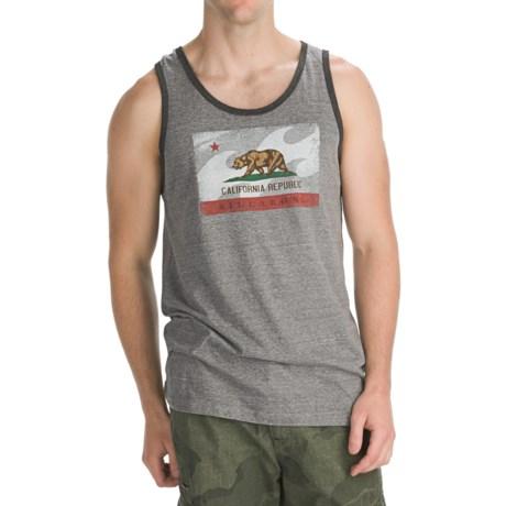 Billabong Golden State Tank Top - Organic Cotton (For Men)