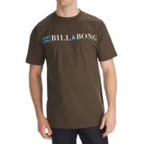 Billabong Pre-Flight T-Shirt- Organic Cotton, Short Sleeve (For Men)