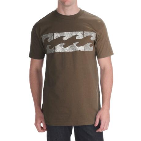 Billabong Paragon T-Shirt - Organic Cotton, Short Sleeve (For Men)