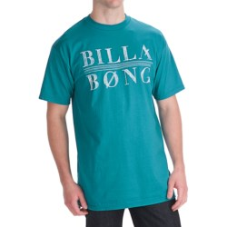 Billabong Long Hand T-Shirt - Organic Cotton, Short Sleeve (For Men)