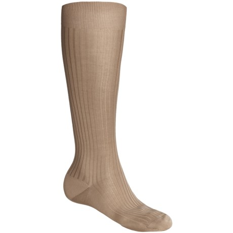Pantherella Solid Dress Socks - Over-the-Calf, 2-Pack (For Men)