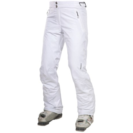 Rossignol Comet Thinsulate® Ski Pants - Waterproof, Insulated (For Women)