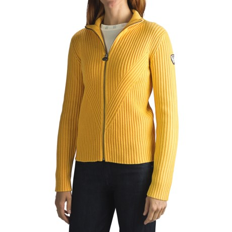 Rossignol Mirage Full-Zip Sweater - Merino Wool (For Women)