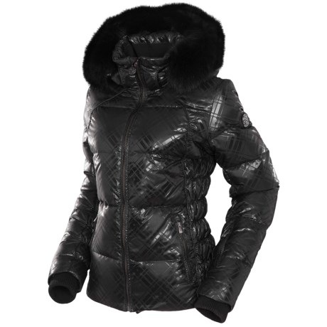 Rossignol BB Embossed Down Jacket - 550 Fill Power (For Women)
