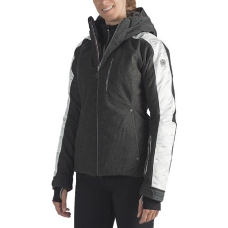 Rossignol Kelly Flannel Jacket - Waterproof, Insulated (For Women)