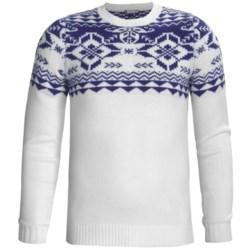 Rossignol Aree Sweater - Merino Wool, Round Neck (For Men)