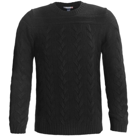 Rossignol Kitz Sweater - Wool-Cashmere, Round Neck (For Men)