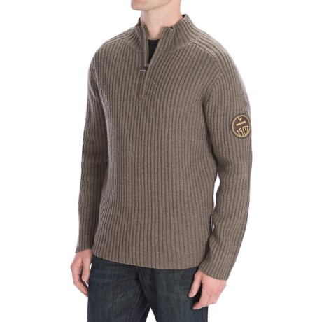 Rossignol Bormio Sweater - Merino Wool, (For Men)