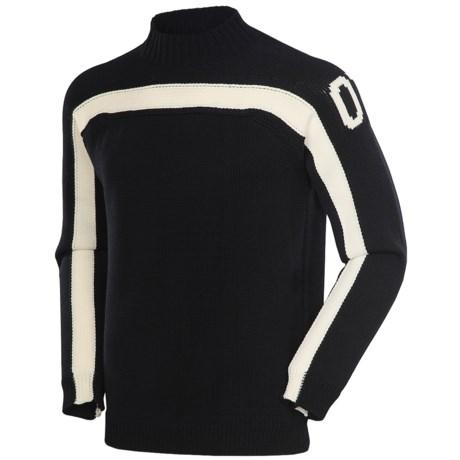 Rossignol Rapid Round Neck Sweater - Merino Wool (For Men)