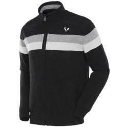 Rossignol Speedster Wind Sweater - Merino Wool, Full Zip (For Men)