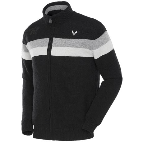 Rossignol Speedster Wind Sweater - Merino Wool, Full Zip (For Men)