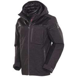 Rossignol Virage Flannel Jacket - Waterproof, Insulated (For Men)