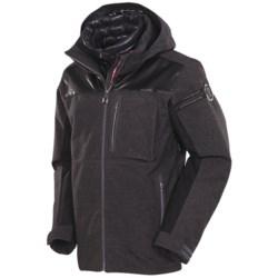 Rossignol Virage Flannel Jacket - Waterproof, Insulated (For Men)