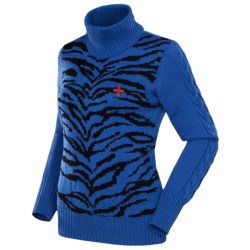Rossignol Bonnie Knit Sweater - Merino Wool (For Women)
