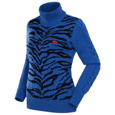 Rossignol Bonnie Knit Sweater - Merino Wool (For Women)