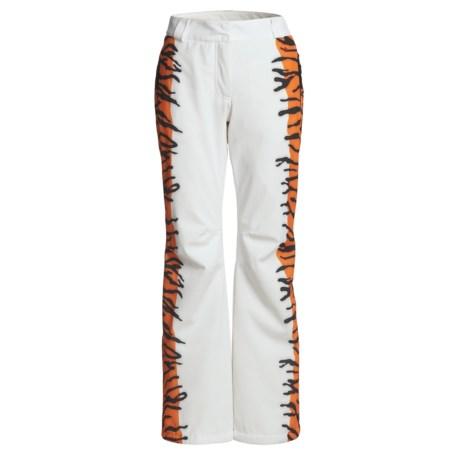 Rossignol Geny Print Ski Pants - Waterproof, Insulated (For Women)