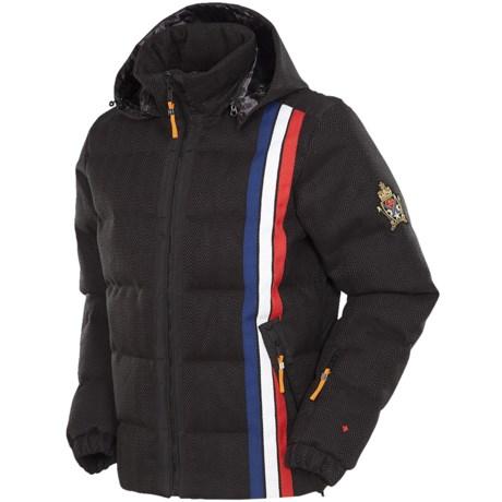 Rossignol Guilhem Down Wool Jacket - 650 Fill Power (For Men)