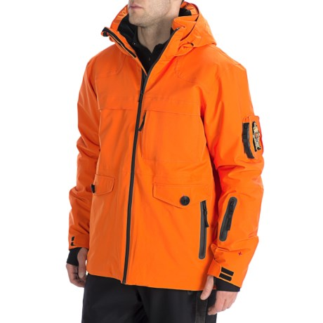 Rossignol Simon Stretch Jacket - Waterproof, Insulated (For Men)