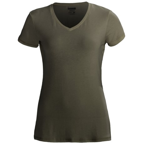 New Balance Tech T-Shirt - Short Sleeve (For Women)