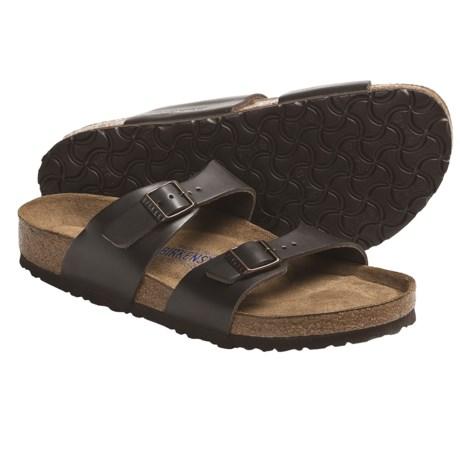 Birkenstock Sydney Sandals - Leather (For Women)