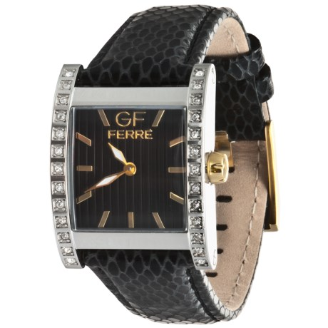 GF Ferre Watch - Date Window (For Women)