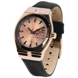 GF Ferre Rose Goldtone Watch