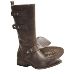 Spirit by Lucchese Amelia Boots - Leather (For Women)