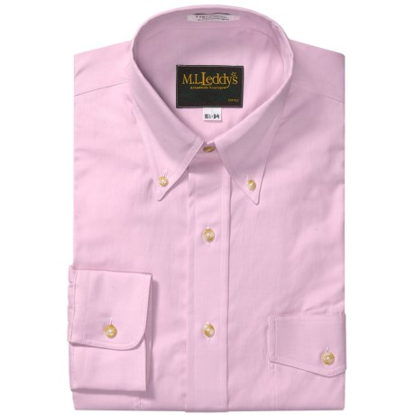 Western Dress Shirt - Button-Down, Long Sleeve (For Men)