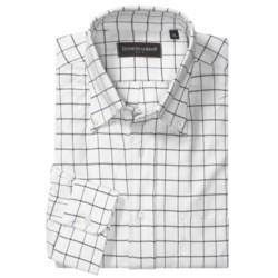 Kenneth Gordon Check Sport Shirt - Button-Down Collar (For Men)