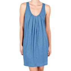 Lilla P Flame Tank Dress - Pima Cotton Slub, Racerback (For Women)