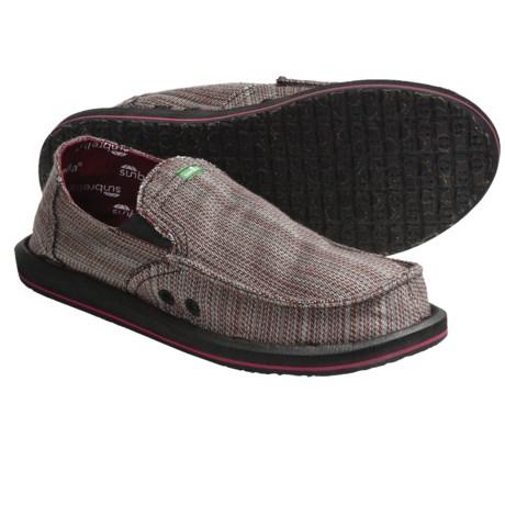 Sanuk Pickpocket Sunbrella® Shoes - Slip-On (For Men)