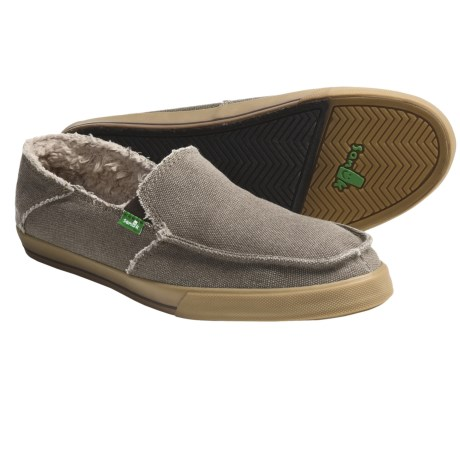 Sanuk Standard Chill Shoes - Slip-Ons (For Men)