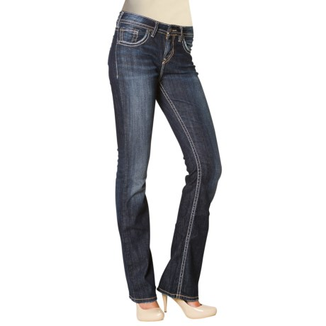 Silver Jeans Natsuki Jeans - High Rise, Bootcut (For Women)