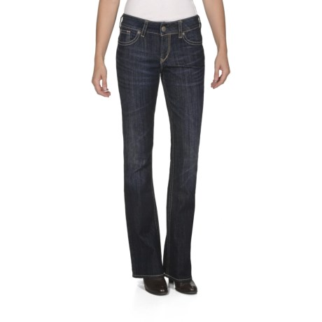 Silver Jeans Suki Jeans - Mid Rise, Bootcut (For Women)