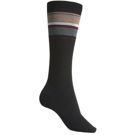 Point 6 Point6 Vogue Socks - Merino Wool Blend, Ultralight, Over-the-Calf (For Women)