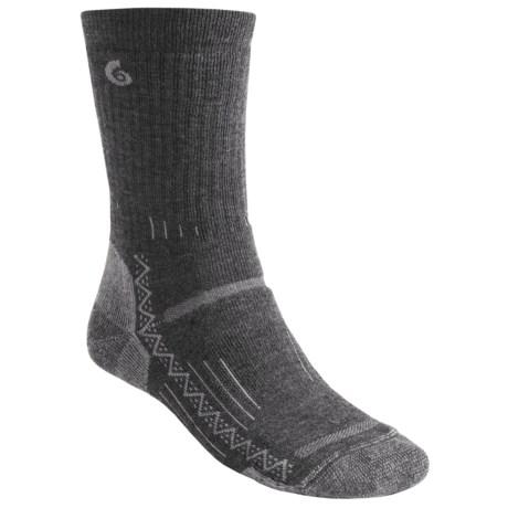 Point6 Midweight Boot Socks - Merino Wool, Crew (For Men)