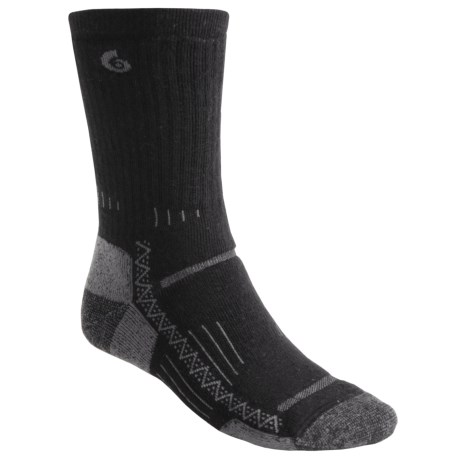 Point6 Midweight Boot Socks - Merino Wool, Crew (For Men)