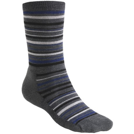 Point6 Half Stack Socks - Merino Wool, Crew (For Men and Women)