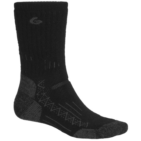 Point6 Trekking Tech Heavyweight Socks - Merino Wool, Crew (For Men and Women)