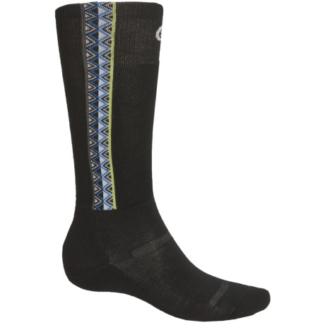 Point6 Ski In Sync Socks - Merino Wool, Over-the-Calf (For Men and Women)