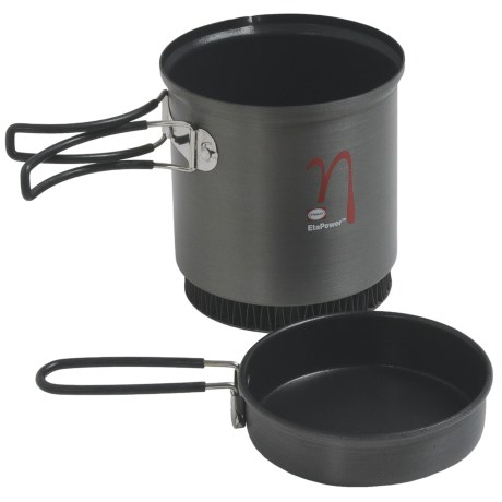 Primus EtaExpress Pot with Fry Pan and Lid - 1.0L